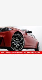 2017 BMW M3 Sedan for sale 101404270