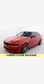 2017 BMW M3 Sedan for sale 101404270