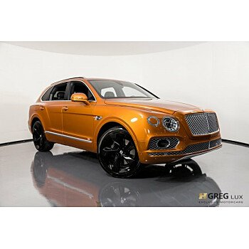 2017 Bentley Bentayga for sale 101181689
