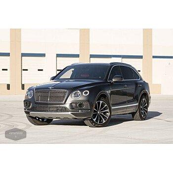 2017 Bentley Bentayga for sale 101279630