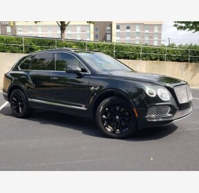 2017 Bentley Bentayga for sale 101353120