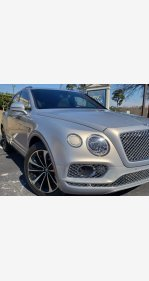 2017 Bentley Bentayga for sale 101457383