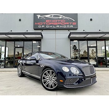 2017 Bentley Continental for sale 101331052