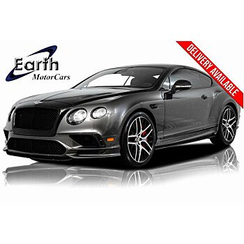 2017 Bentley Continental for sale 101377177