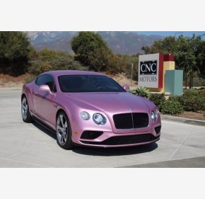 2017 Bentley Continental GT V8 S Coupe for sale 101386750