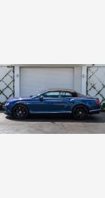 2017 Bentley Continental for sale 101471781