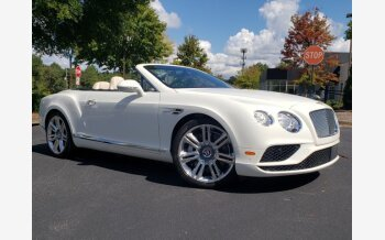 2017 Bentley Continental for sale 101617630