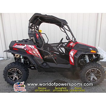 2017 CFMoto ZForce 800 for sale 200636940