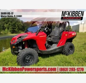 2017 Can-Am Commander 800R for sale 200980302