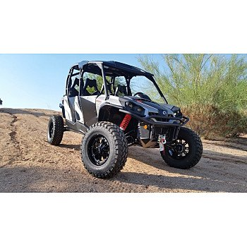 2017 Can-Am Commander MAX 1000 for sale 200451929