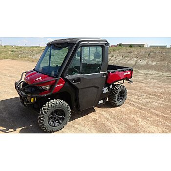 2017 Can-Am Defender for sale 200614237