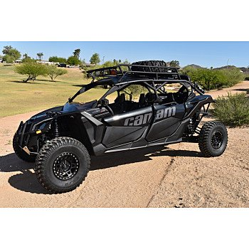 2017 Can-Am Maverick MAX 1000R for sale 200469713