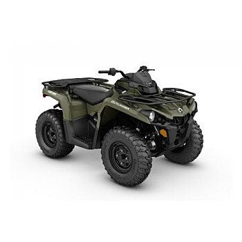 2017 Can-Am Outlander 570 L for sale 200532516