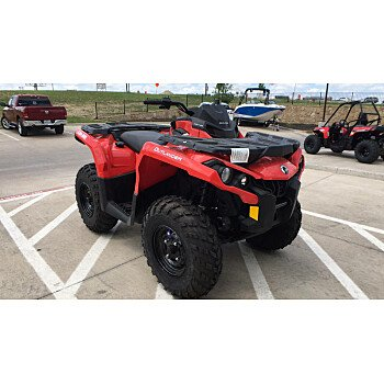 2017 Can-Am Outlander 650 for sale 200678530