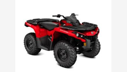 2017 Can-Am Outlander 650 for sale 200716203