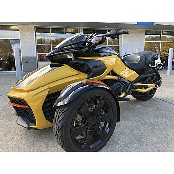 2017 Can-Am Spyder F3 for sale 200654576