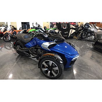 2017 Can-Am Spyder F3 for sale 200678503