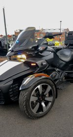 2017 Can-Am Spyder F3-S for sale 200891105