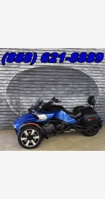 2017 Can-Am Spyder F3 for sale 200653477