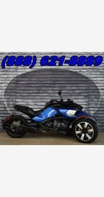 2017 Can-Am Spyder F3 for sale 200655848