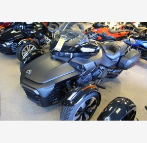 2017 Can-Am Spyder F3 for sale 200661909