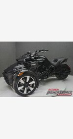 2017 Can-Am Spyder F3 for sale 200682403