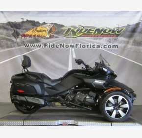 2017 Can-Am Spyder F3 for sale 200683473