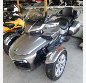 2017 Can-Am Spyder F3 for sale 200692215