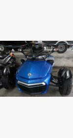 2017 Can-Am Spyder F3 for sale 200709509