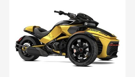 2017 Can-Am Spyder F3 for sale 200719657