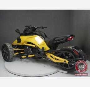 2017 Can-Am Spyder F3 for sale 200737781