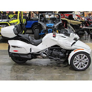 2017 Can-Am Spyder F3 for sale 200744848