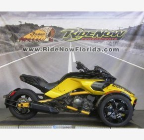 2017 Can-Am Spyder F3 for sale 200753088