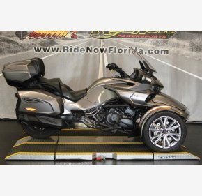2017 Can-Am Spyder F3 for sale 200781307