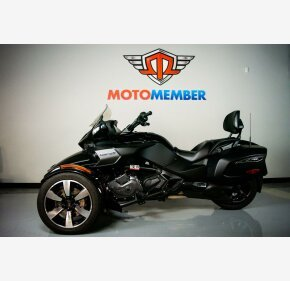 2017 Can-Am Spyder F3 for sale 200787508