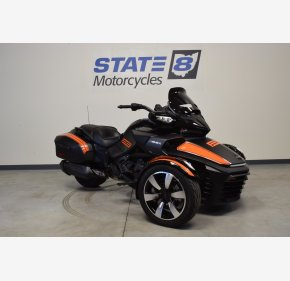 2017 Can-Am Spyder F3 for sale 200816221