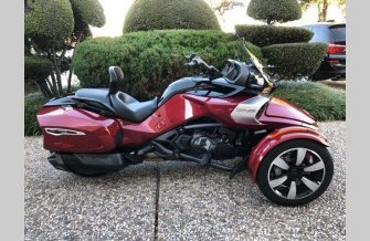 2017 Can-Am Spyder F3 for sale 200841391