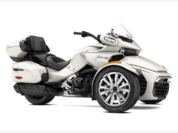 2017 Can-Am Spyder F3 for sale 201059203