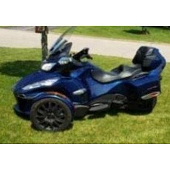 2017 Can-Am Spyder RT-S for sale 200934738