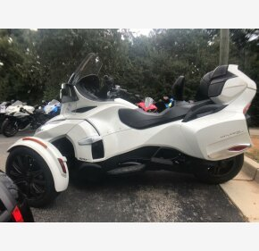 2017 Can-Am Spyder RT for sale 200610945