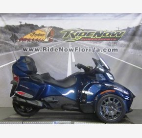 2017 Can-Am Spyder RT for sale 200695358