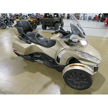 2017 Can-Am Spyder RT for sale 200786114