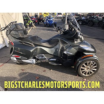 2017 Can-Am Spyder RT for sale 200841025