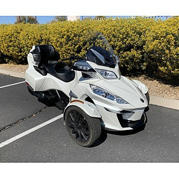 2017 Can-Am Spyder RT for sale 200869439