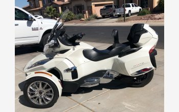 2017 Can-Am Spyder RT for sale 200918546