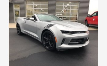 2017 Chevrolet Camaro LT Convertible for sale 101023075