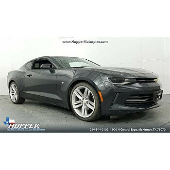 2017 Chevrolet Camaro LT Coupe for sale 101109392