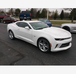2017 Chevrolet Camaro LT Coupe for sale 100791069