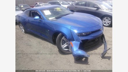 2017 Chevrolet Camaro LT Coupe for sale 101015261