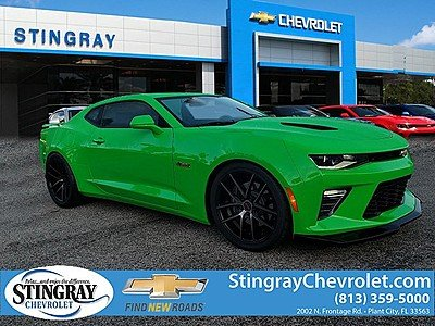2017 Chevrolet Camaro SS Coupe for sale 101027273